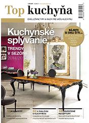 Top Kuchyna - Rekonštrukcia dvojizbového bytu v širšom centre v Bratislave - Mária Burcáková - Interiér na mieru